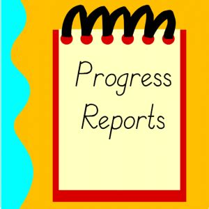 The report card full book